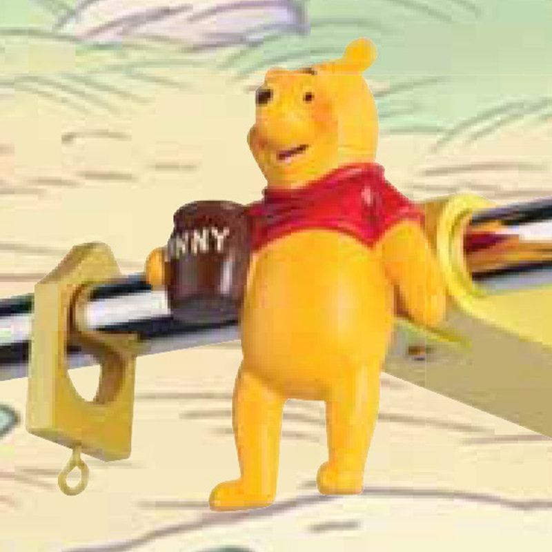 Bastone Tenda Winnie The Pooh.Winnie The Pooh Bastone Tenda