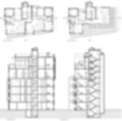 Apartment building / Tel Aviv