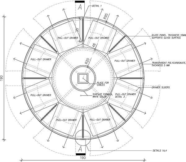 Interior design / Ice watch / Israel