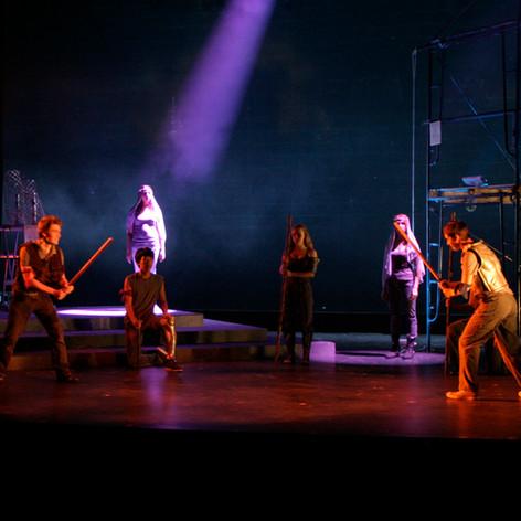 """Achilles in Sparta"" (director)"