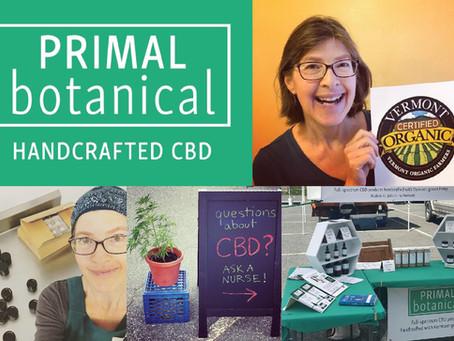 MEET THE VENDOR: Primal Botanical CBD