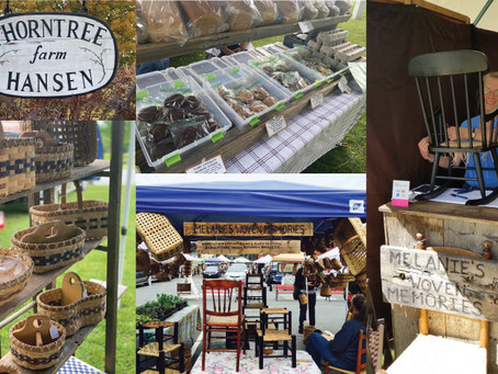 MEET THE VENDOR: Melanie's Woven Memories & Thorntree Farm