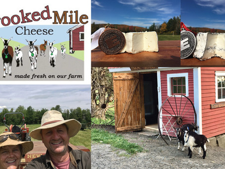 MEET THE VENDOR: Crooked Mile Cheese
