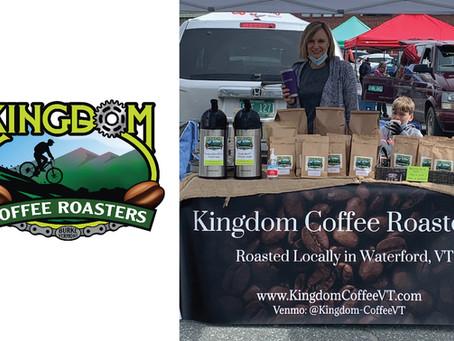 MEET THE VENDOR: Kingdom Coffee Roasters