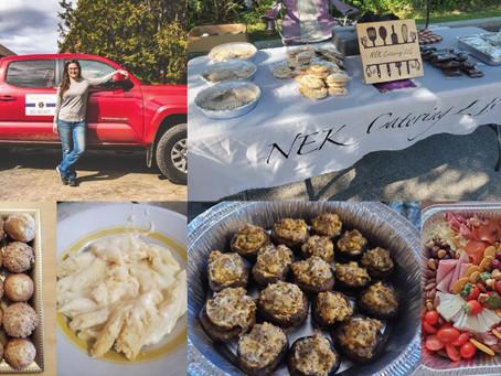 MEET THE VENDOR: NEK Catering LLC