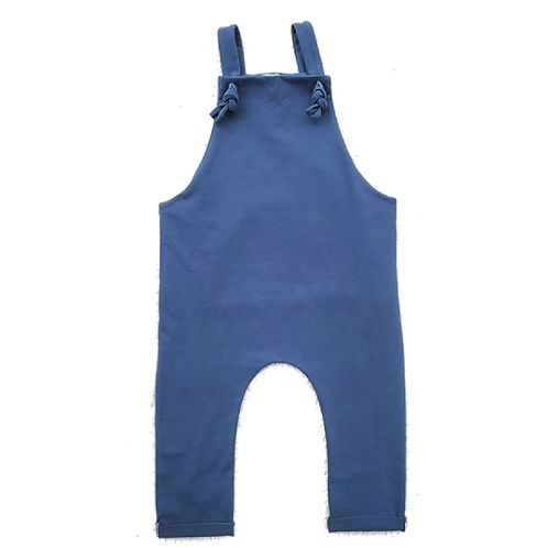 Knotted Overalls (9-18m)