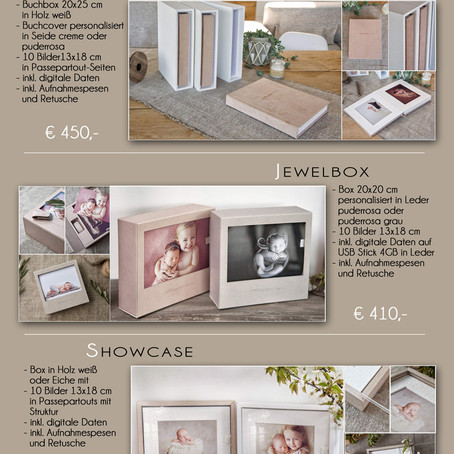 Neue edle Baby-Collections