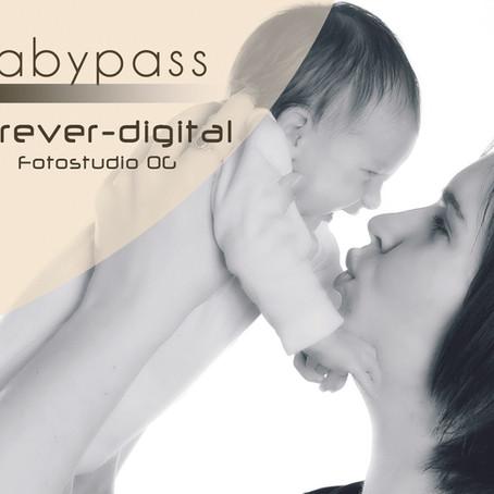 Unser Babypass: Von Babybauchfotos bis zum ersten Lebensjahr. Enorme Preisvorteile