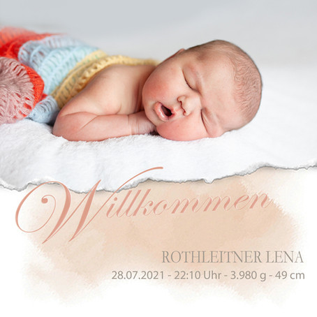 Babys Juli 2021