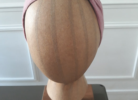 Headband Joséphine marsala