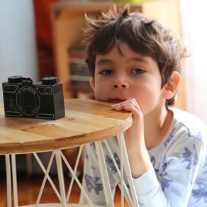Tus niños molan. 5 consejos para que los grabes bien ;)