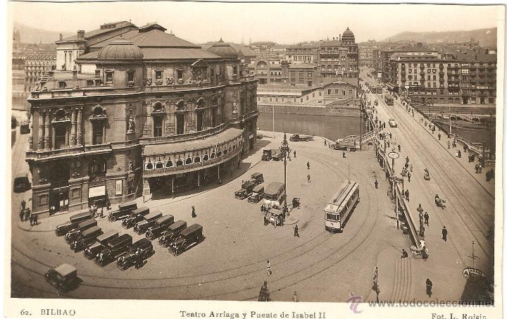 Teatro Arriaga. Bilbao