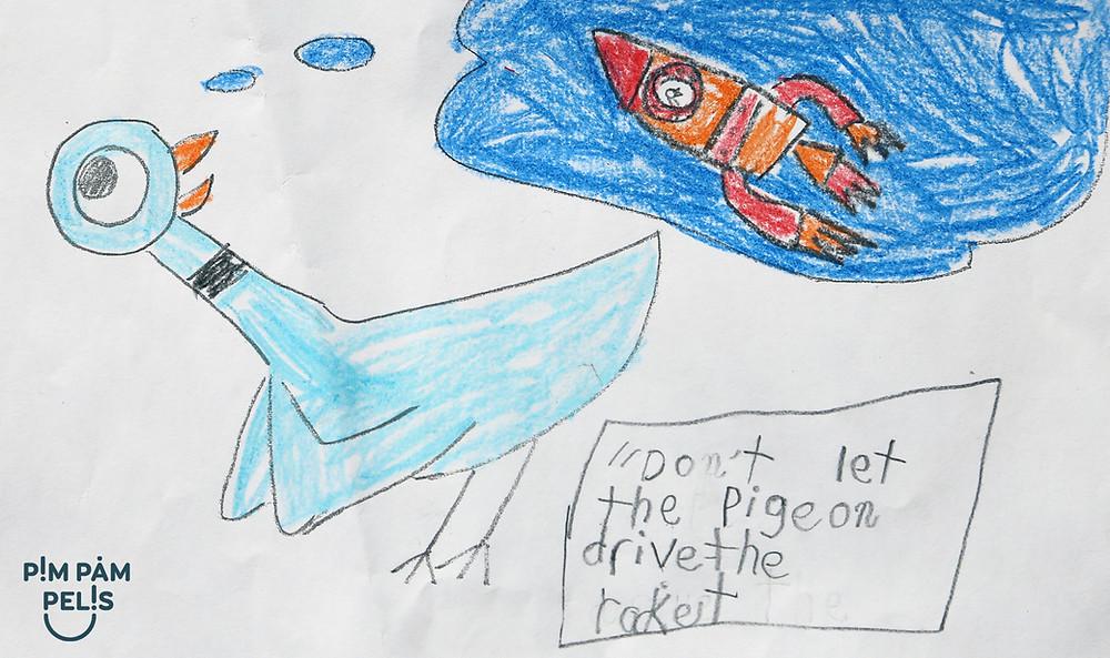 ilustración de un profesional de 6 años que resume los conceptos clave