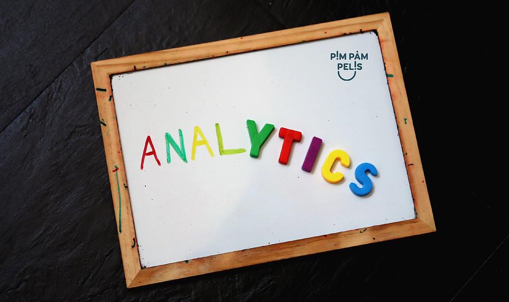 Analytics analógico