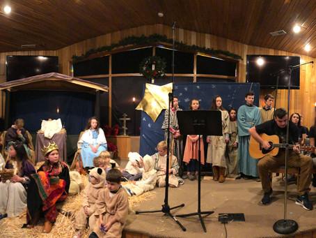 Christmas at The Church at Woodmoor!