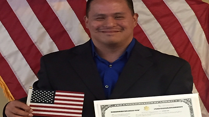 Naturalization Ceremoy