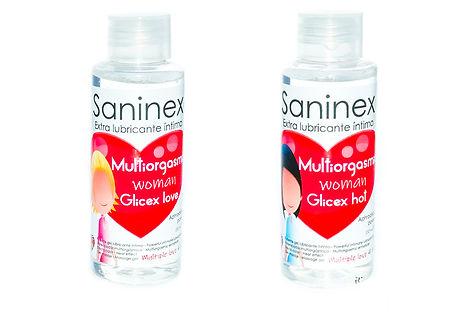 SANINEX MULTIORGASMIC WOMAN GLICEX 2 MOD