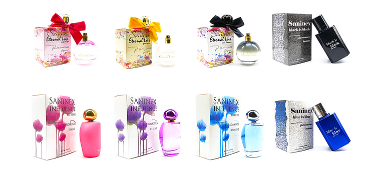 Saninex Perfumes Eau de parfum Saninex