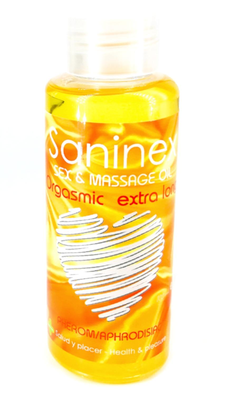 Saninex orgasmic extra long