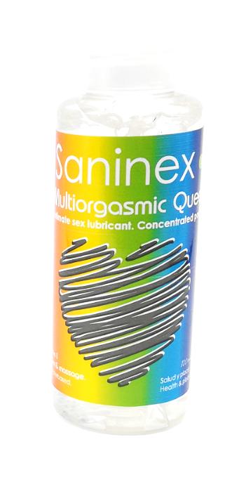 Saninex multiorgasmic QUEER SANINEX