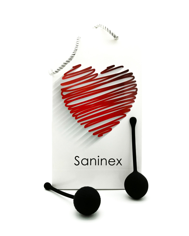 SANINEX CLEVER  BLACK