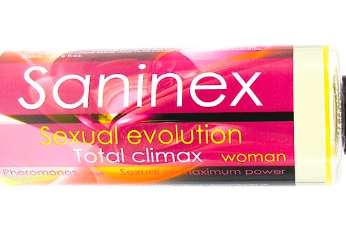 Sexual evolution oil. Total climax Woman  200 ml. PHEROMONE base.