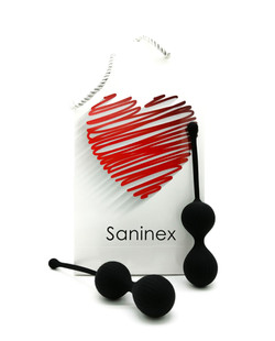SANINEX DOUBLE CLEVER BLACK