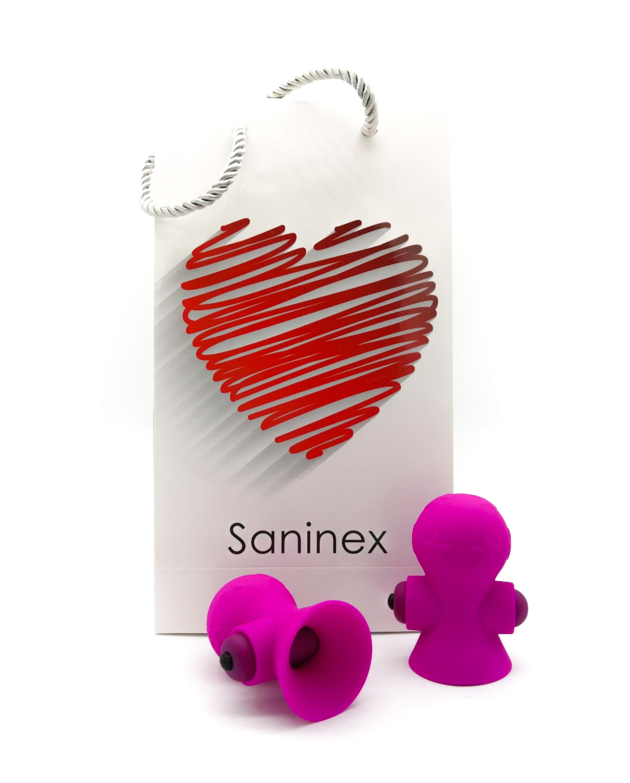 SANINEX WORLD MASSAGE LILAC