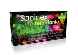 Saninex preservativos condoms