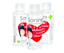 SANINEX MULTIORGASMIC WOMAN GLICEX HOT -