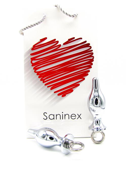 SANINEX PLUG METAL EXTREME RING.  Health & pleasure Saninex.