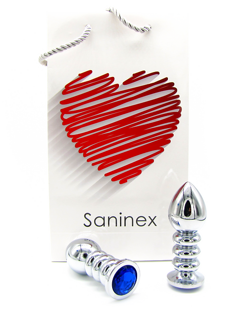 SANINEX PLUG METAL MULTI FASE DIAMOND.    Health & pleasure Saninex.
