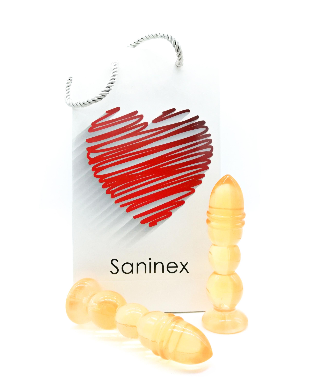 SANINEX DELIGHT ORANGE TRANSPARENT