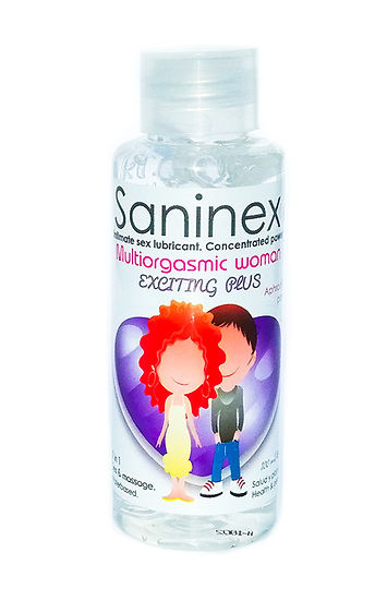 SANINEX MULTIORGASMIC WOMAN EXITING PLUS