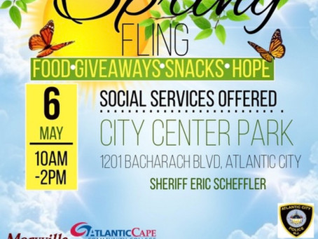🦋 Come out and see the Hope One Team at our Spring Fling event 🌞