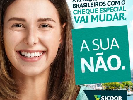 Sicoob concede isenção de tarifas no cheque especial