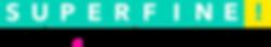 Superfine! The Fair Logo - Left Aligned