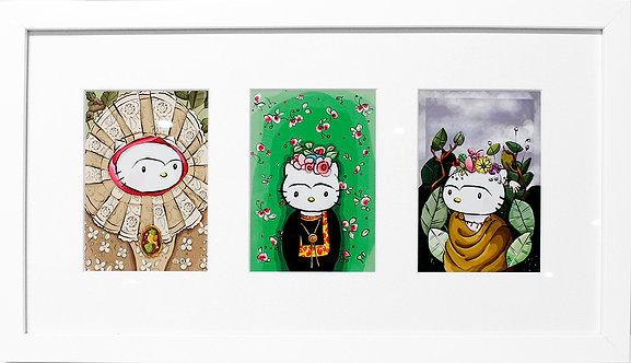 Hello Frida Mini Trio 1