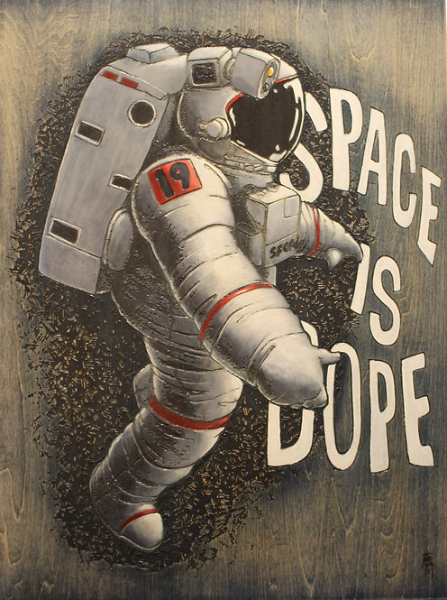 Space is Dope