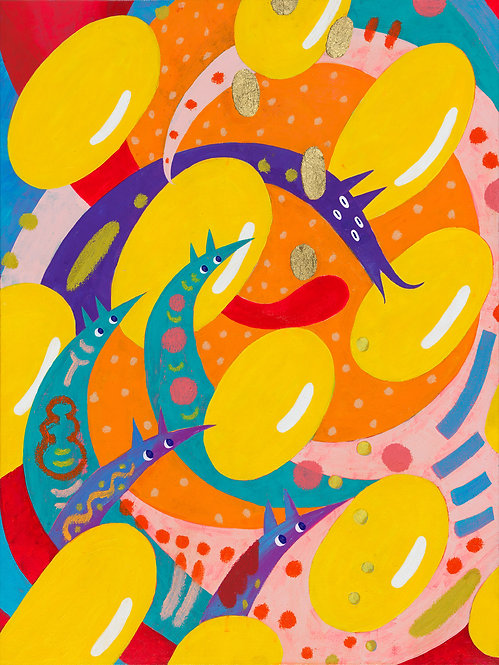 Jelly Bean Bubbles