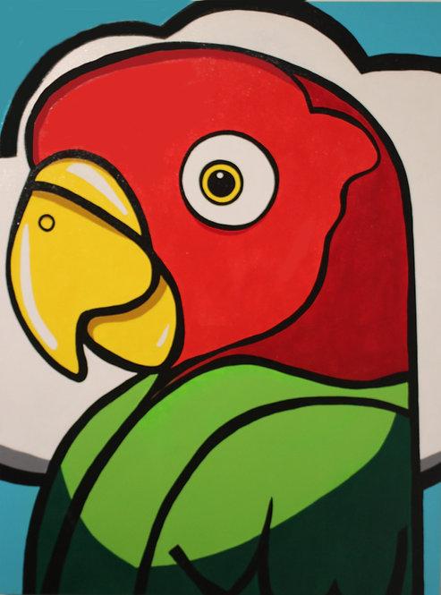 Parrot of Telegraph Hill