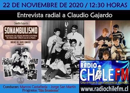 Sonambulismo - Radio Chile  Fm1.jpg