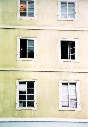 Yellow Six Windows