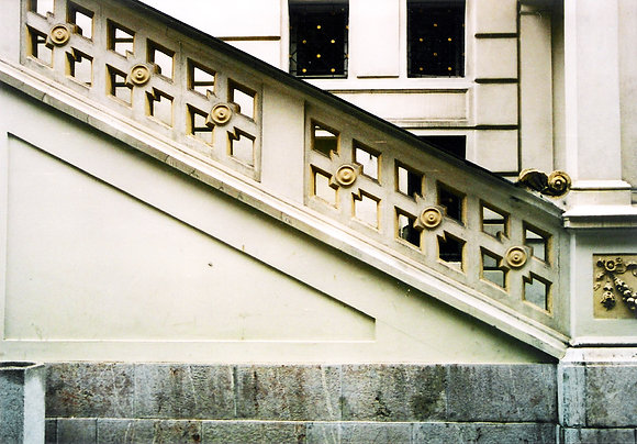 Staircase Detail 1
