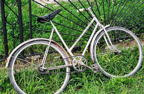 Graveyard Bicycle