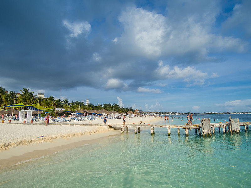 isla mujeres a safe place in mexico