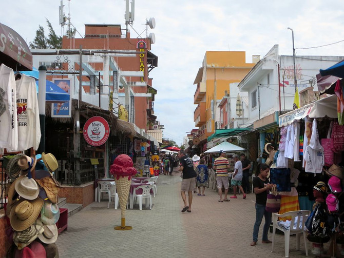 Where to eat on Isla Mujeres