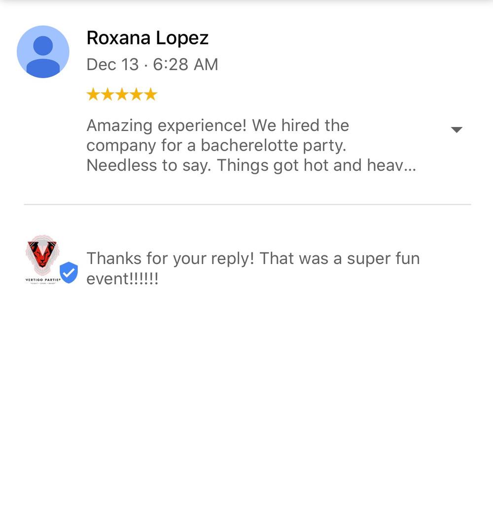 Google Review for Vertigo Entertainment and Parties.JPEG