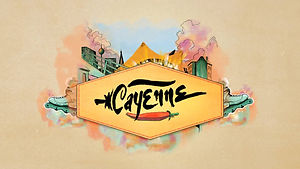 Cayenne Cover