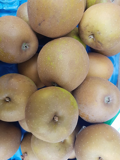 English Russets